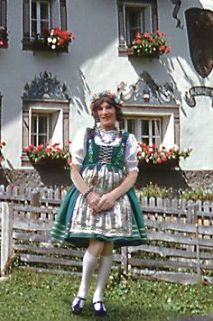 https://flic.kr/p/qt8nK8 | Heidi 1 | A Bavarian costume with which I was really pleased