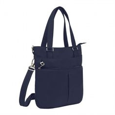 Anti-Theft Classic Light Tote with RFID