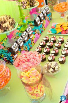Candy Bar búhos