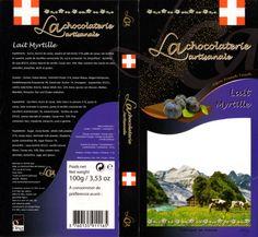 tablette de chocolat lait gourmand la chocolaterie artisanale lait myrtille