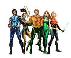 Aqua fam - Visit to grab an amazing super hero shirt now on sale!