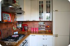 Country style: My home: kitchen
