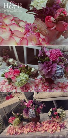 Shabby chic  hbfloraldesign.com