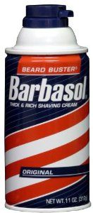 Southwest Specialty Products 30007C Barbasol Can Safe - Amazon.com