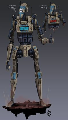 Droides Star Wars, Star Wars Droids, Star Wars Fan Art, Star Wars Characters Pictures, Images Star Wars, Star Wars Pictures, Starwars, Edge Of The Empire, Star Wars Concept Art