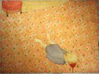 © Vlasta Vostřebalová Fischerová - Vražda Contemporary Paintings, Art, Art Background, Kunst, Performing Arts, Contemporary Art Paintings