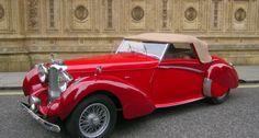 1938 Lagonda V12  - Rapide