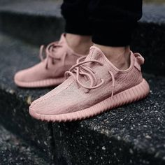 Yeezy Boost 350 pastel rose