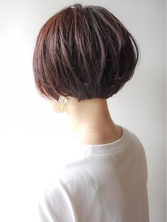 66 Chic Short Bob Hairstyles & Haircuts for Women in 2019 - Hairstyles Trends Medium Bob Hairstyles, Short Bob Haircuts, Haircuts For Long Hair, Hairstyles Haircuts, Short Hair Cuts, Short Bobs With Bangs, Pixie Cuts, Short Pixie, Bobs For Thin Hair