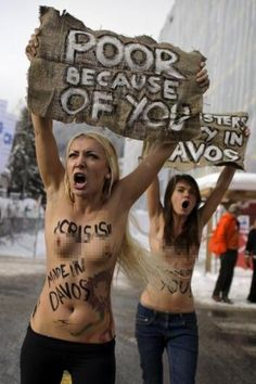 #politics #protest #femen #beauty #power #nowar #sexy