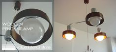 V_SLightI ペンダントライトMARK3 BN ウッド北欧モダン インテリア 雑貨 家具 Modern pendant light ¥18000yen 〆05月07日