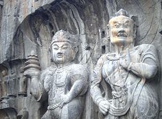 Grutas de Longmen (China)