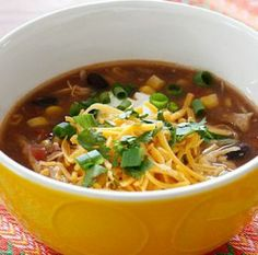 Soup yummm