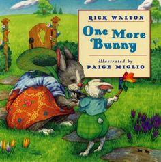 """One More Bunny"" by Rick Walton"