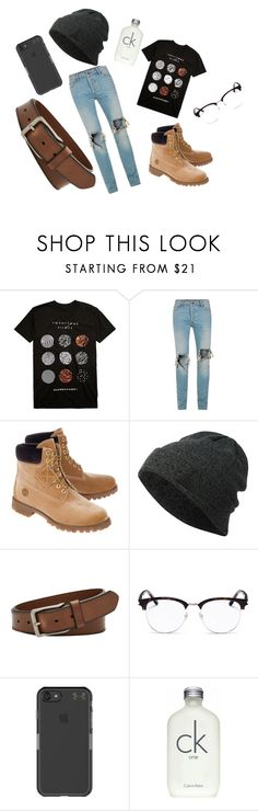 """day with bae"" by k-pradafurnishing on Polyvore featuring Hot Topic, Topman, Off-White, Neff, FOSSIL, Yves Saint Laurent, Under Armour, Calvin Klein, men's fashion and menswear"