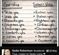 This is absolutely true!! God is always there and He loves us unconditionally no matter what! Sadie Robertson tweeted this and it helped me a lot! :)