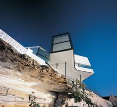 Artistic Cliff House.