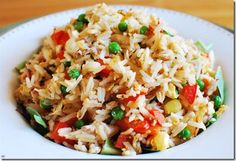 Crab and Chilli Fried Rice | Slimming Eats - Slimming World Recipes