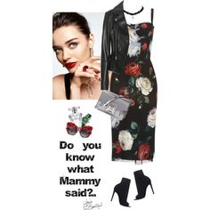 Cocktail dress by lera-chyzh on Polyvore featuring polyvore, fashion, style, Dolce&Gabbana, Balenciaga, Gianvito Rossi, Proenza Schouler, Bulgari, Avon and KAROLINA