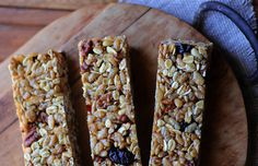 Rise and Shine Energy Bars