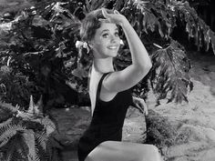 What would you have left behind to be with a girl like Mary Anne Summers, the character played by Dawn Wells in Gilligan's Island? Read Blue Rubber Pool to find out. Mary Ann And Ginger, Giligans Island, Online Photo Gallery, Farrah Fawcett, Old Shows, Old Tv, Vintage Hollywood, Classic Hollywood, Beautiful Actresses