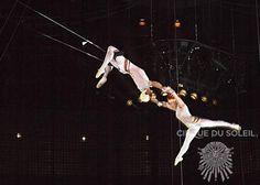 Flying trapeze/cirque du soleil dreams.