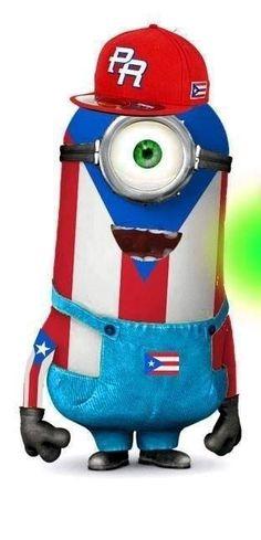 Puertorican Minion
