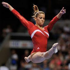 Body, flexibility, gymnastics, pretty girl etc? Alicia Sacramone, Tumbling Gymnastics, Olympic Team, Gymnasts, Athletic Women, My Happy Place, Dancers, To My Daughter, Cheerleading