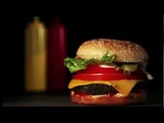 Promotion video Dutch Weed burger - seaweed the protein (vegan) food of the future