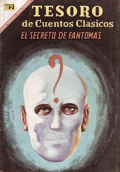 Fantomas, La Amenaza Elegante: Portadas