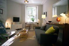 Schau Dir dieses grossartige Inserat bei Airbnb an: Stylish main-door Georgian flat - Apartments zur Miete in Edinburgh
