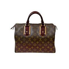9217e1fd02f6 Louis Vuitton - Louis Vuitton Monogram Mirage Bordeaux Speedy 30 Bag
