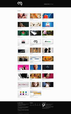 Alessandro Gomba Web Designer Portfolio