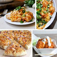 cornflake dreams.: craving: buffalo chicken.