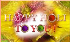 Wish You a Very Happy Holi in Advance from +flowerzn cakez. For Holi Special Gifts Please Visit Our Website.