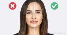 Ten common makeup mistakes that makeus look older