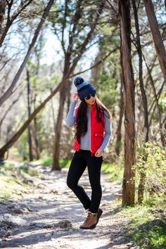 405fc5d0f67 8 Best Fall hiking outfit images in 2018 | Clothing, Cute outfits ...