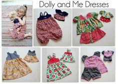 Bitty Baby Sewing Inspiration