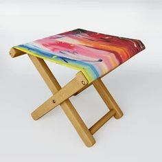 Jungle Detail Folding Stool Outdoor Floor Cushions, Floor Pillows, East Islip, Home Decor Bedding, Folding Stool, Welcome Mats, All Wall, Art Furniture, Commercial Photography