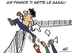 Nouvo, originalissimo spot pubblicitario per Air France