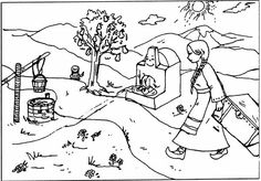 Fata babei si fata mosneagului Coloring Pages, Babe, School, F1, Fictional Characters, Sketch, Female, Google, Quote Coloring Pages