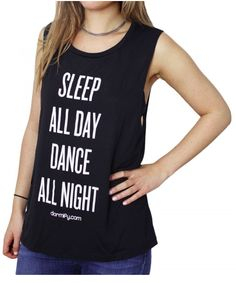 Sleep All Day Dance