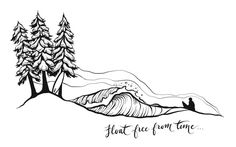 Claire Watson is a west coast inspired artist, illustrator and graphic designer based in Tofino, British Columbia, Canada. Surf Tattoo, Logo Inspiration, West Coast, Claire, Tattoo Designs, Moose Art, Surfing, Graphic Design, Gallery