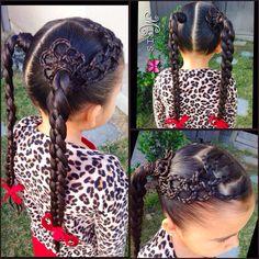 Hair su for little girls