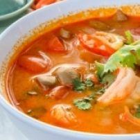 Chinese Tomatensoep recept   Smulweb.nl