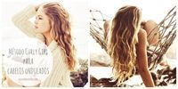 Aprenda a lavar, secar e modelar cabelos ondulados segundo o método Curly Girl - rotina no poo ou low poo para cabelo cacheado tipo 2