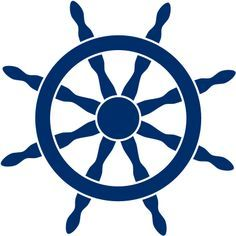ship wheel nautical wall safe sticker Blue ocean border cut out inch Nautical Clipart, Nautical Art, Vintage Nautical, Ship Helm, Bathroom Wall Stickers, Free Clipart Images, Beach Wall Art, Wall Safe, Art Plastique