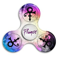 Prince Graffiti Bridge OST Ultimate Prince Spinner Fidget Toy EDC Focus Anxiety Stress Relief Toy:   Tri-Spinner Fidget Toy From Prince Graffiti Bridge OST Ultimate Prince Is Definitely A Good Choice For Killing Time, Having Fun, Helping Relieve Stress, Keep Focusing<br>User-friendly - Portable, No Repair, Oil, Maintenance Needed, So Use It Directly Out Of Box<br>Great For Anxiety, ADHD, Autism, Quit Smoking, Staying Awake On Long Car Drives, Etc.