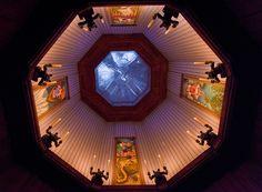 Disneyland Paris - Disney Tourist Blog - Haunted Mansion Stretch Room