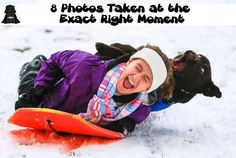 8 Photos Taken at the Exact Right Moment